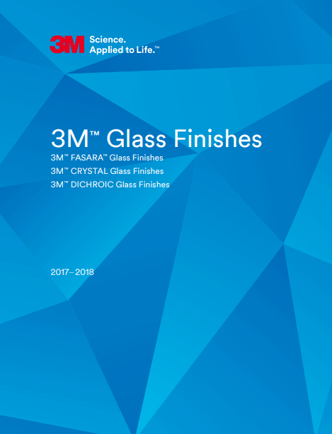 3M fasara decorative window film catalog