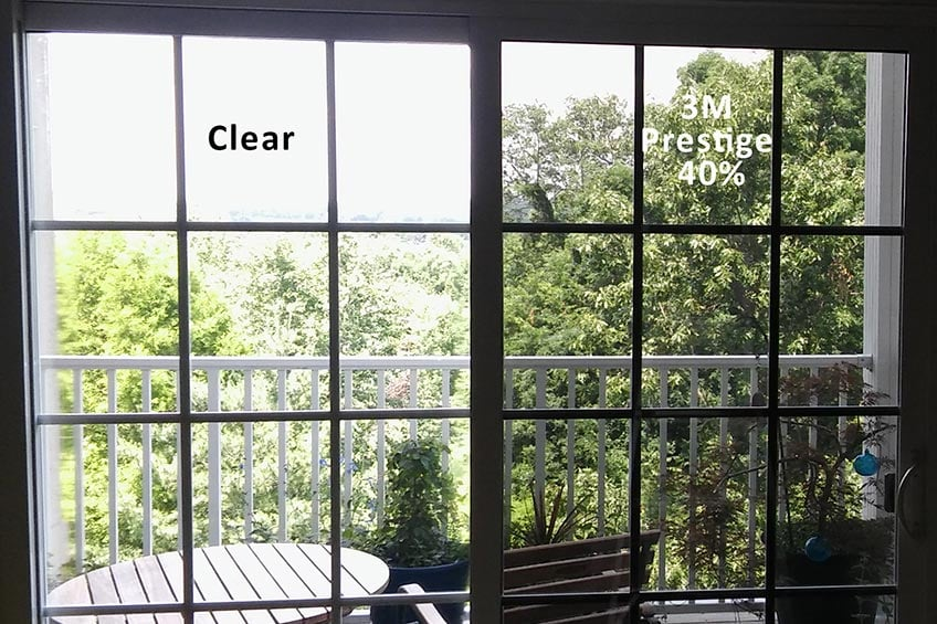 3M prestige solar window film by Professional Window Tinting